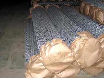 Сетка Рабица в копактных и объемных рулонах